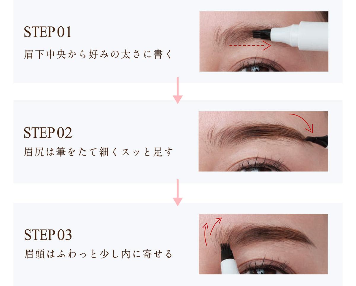STEP1 2 3